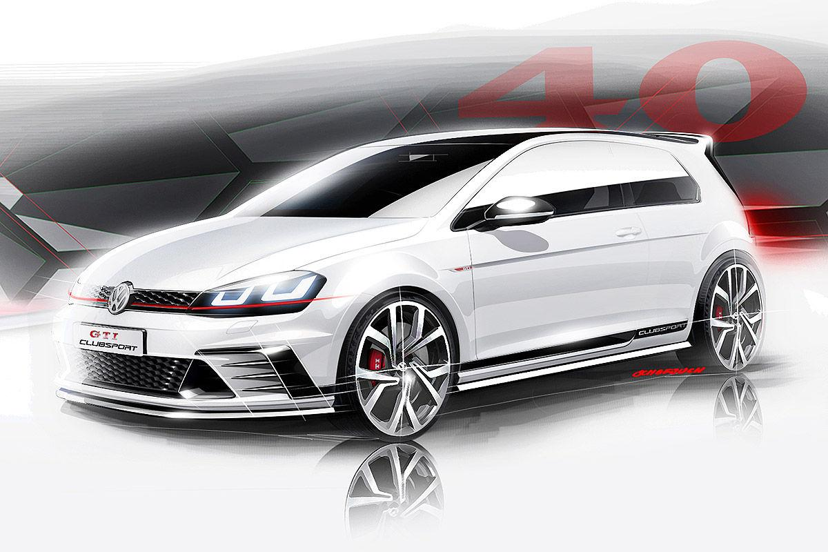 mk8 volkswagen golf gti to be lighter more powerful. Black Bedroom Furniture Sets. Home Design Ideas