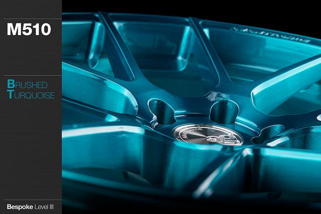 B3-Brushed Turquoise-M510