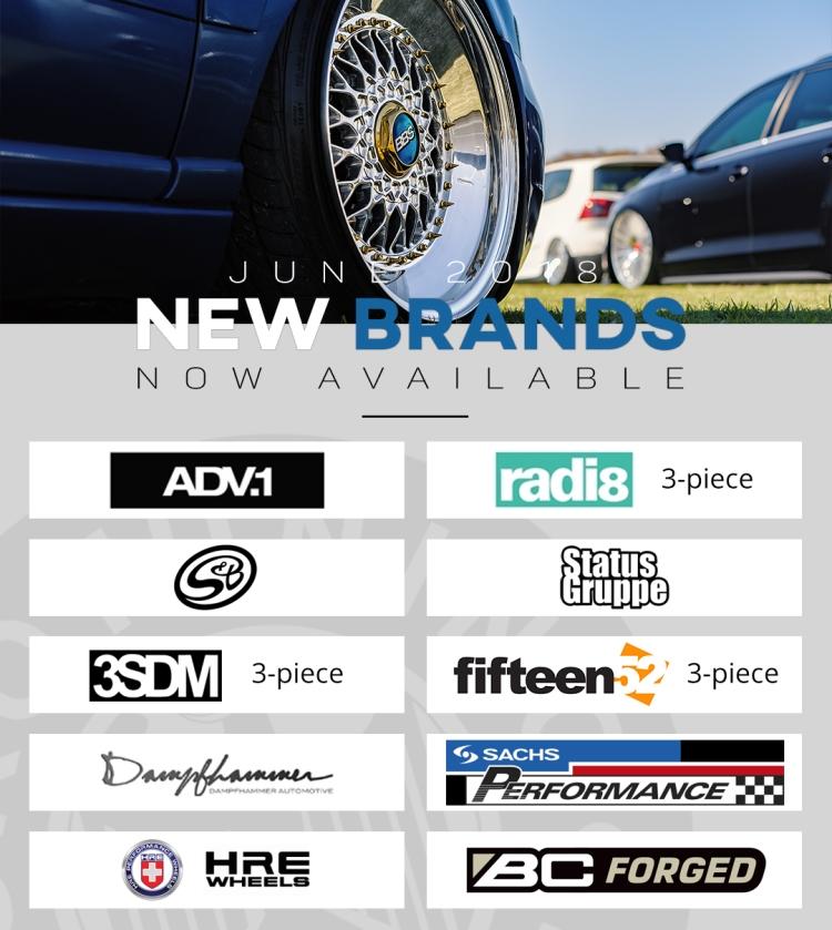 June New brands